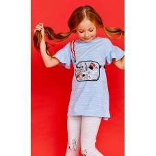 Платье Juno SS21GJ516 Happy Summer петелька