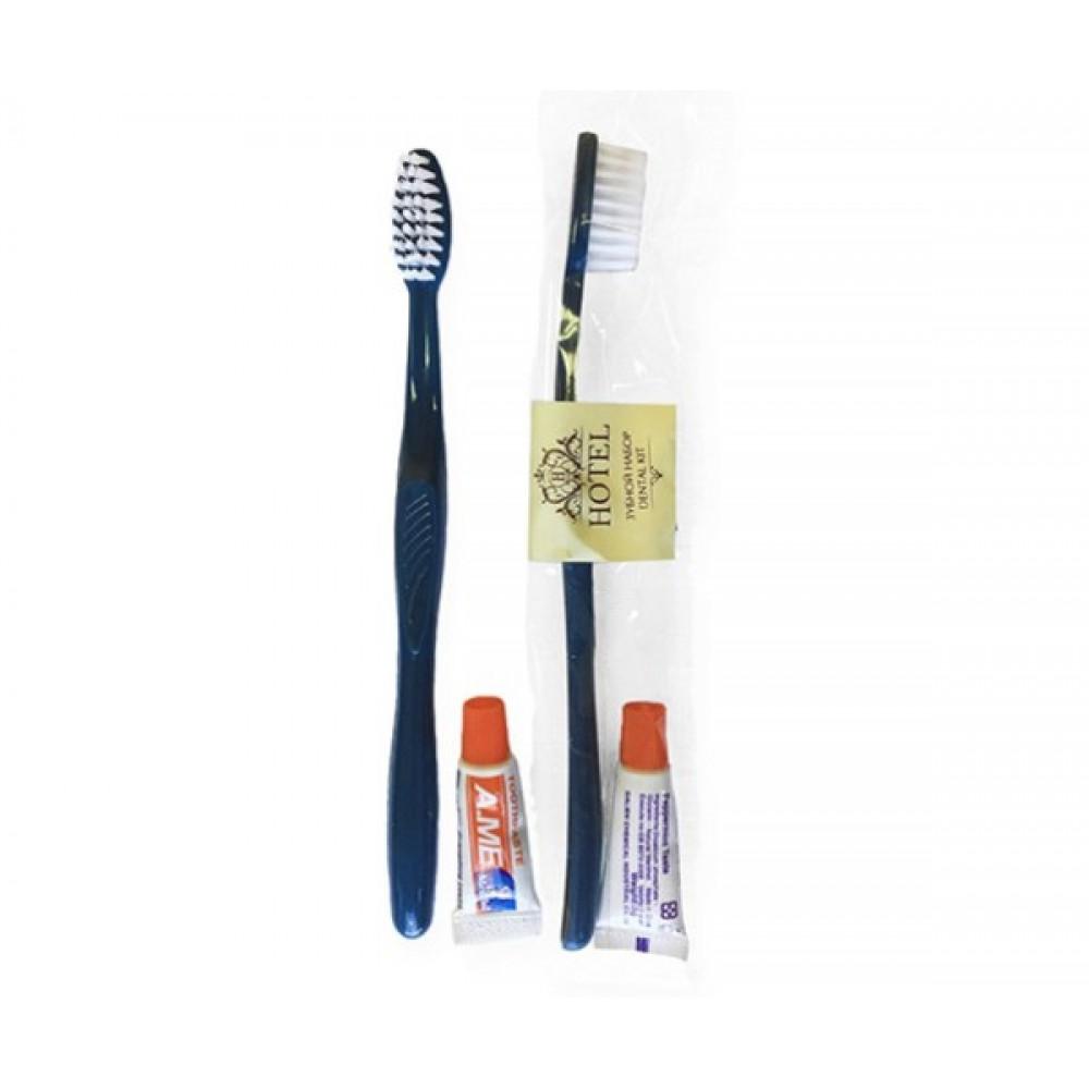 Зубной набор HOTEL в прозрачной уп.