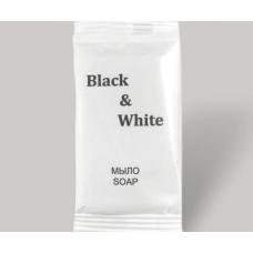 "Мыло ""Black & White"" 13гр"