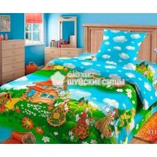 Детское постельное белье «Мамино счастье»ситец 91181