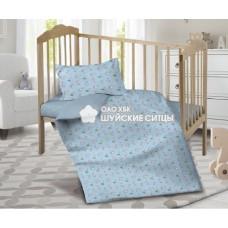 Детское постельное белье «Кроха» поплин 95151