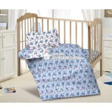 Детское постельное белье «Кроха» поплин 98351