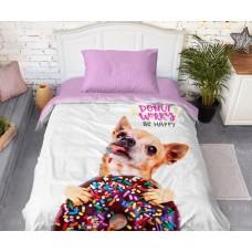 КПБ 4 YOU Dreams панно Donut  16282-1/16258-3