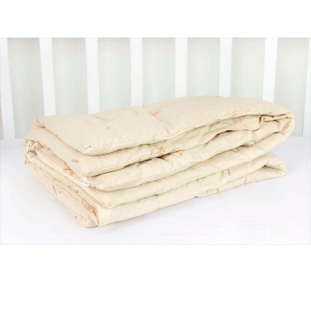 Стеганное одеяло перкаль гусиный пух/перо