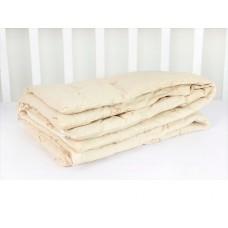 Стеганное одеяло из овечьей шерсти