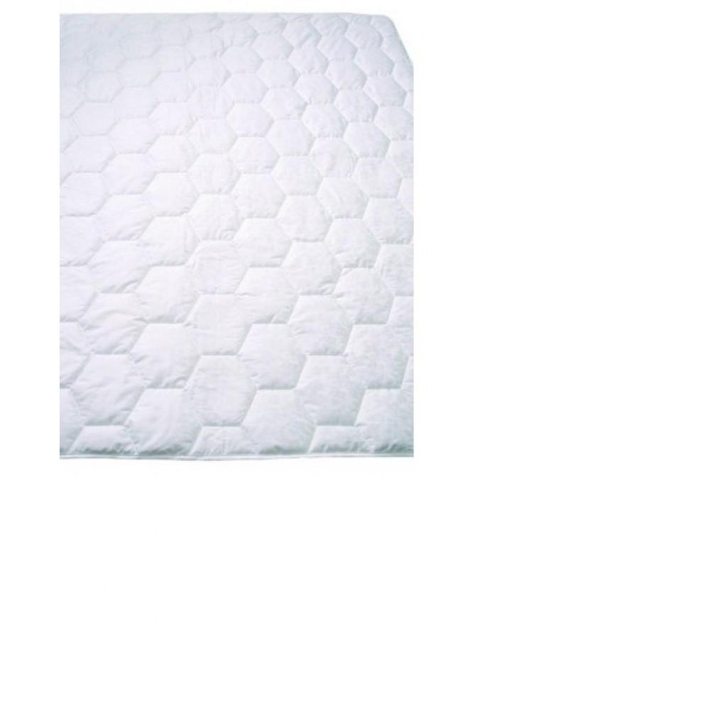 Стеганное одеяло перкаль лебяжий пух