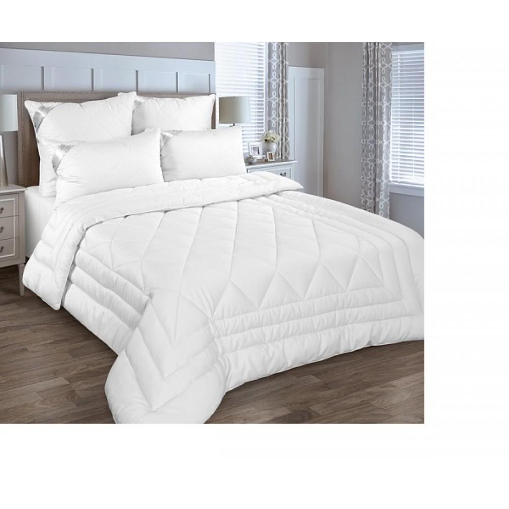 Стеганное одеяло перкаль бамбук 150 гр/кв.м