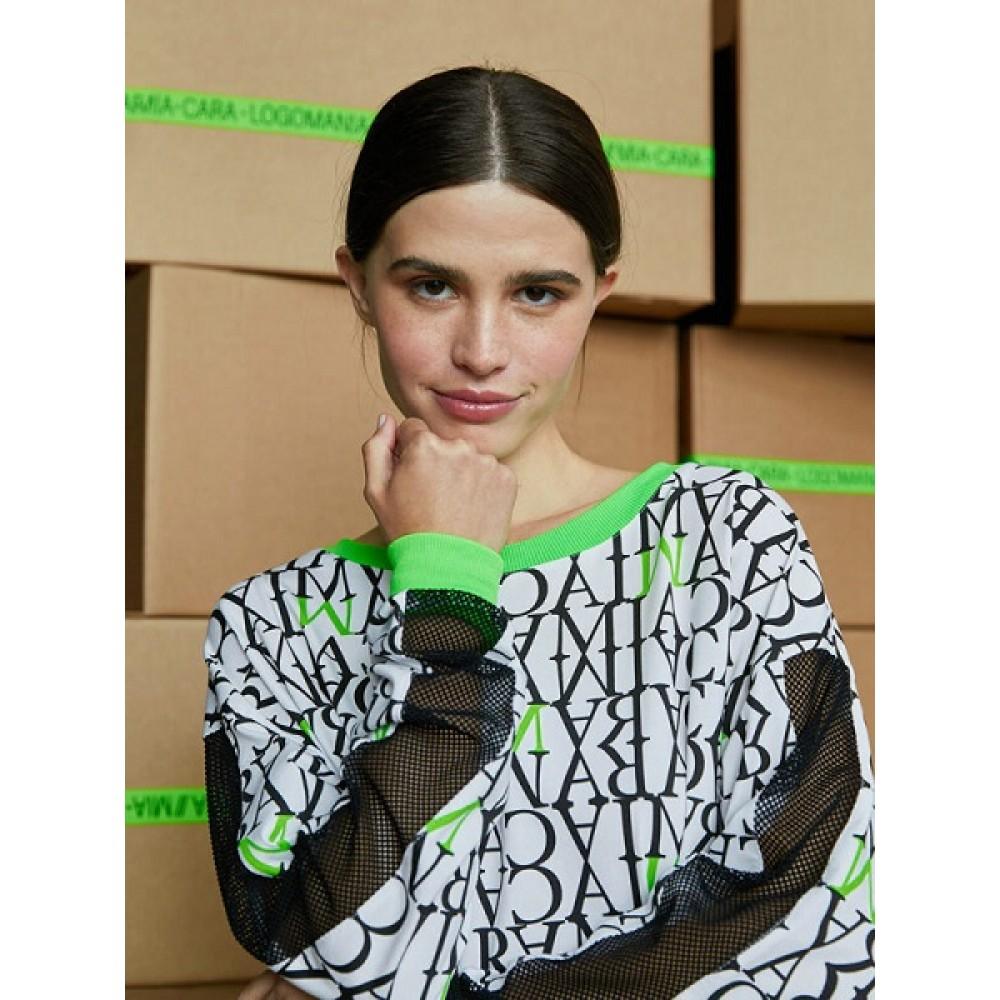 Комплект джемпер женский, шорты жен Mia Cara AW20WJ329 Logomania