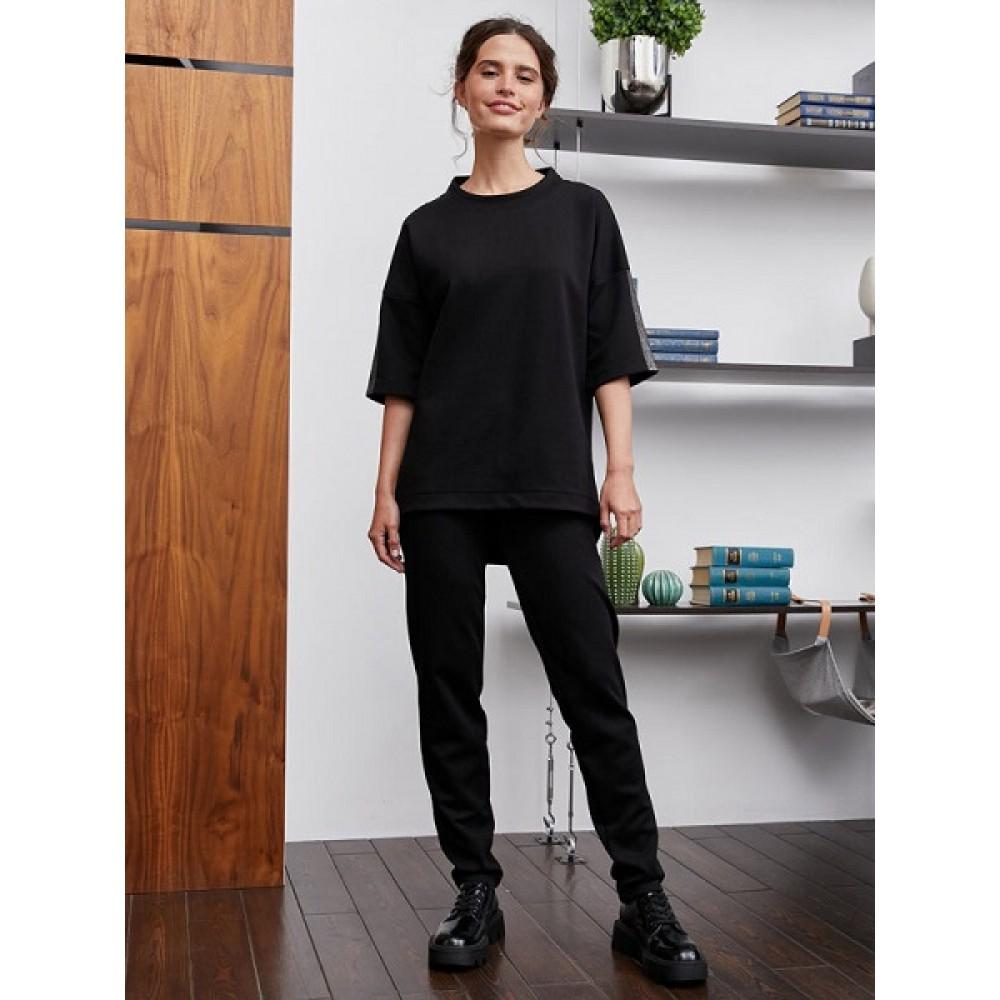 Комплект жен: джемпер, брюки Mia Cara AW20WJ3996C Beatrice черный