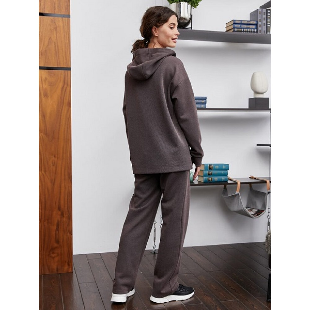 Комплект жен: джемпер, брюки Mia Cara AW20WJ3995C Beatrice какао