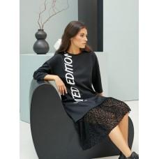 Платье жен Be Good AW20WJ191 черный