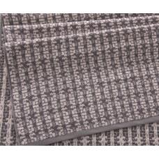 """Махровое полотенце """"Тироль""""   серый шато"""
