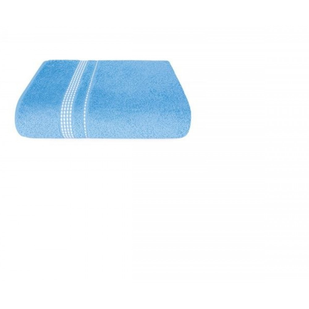 Полотенце Aquarelle Лето спокойный синий