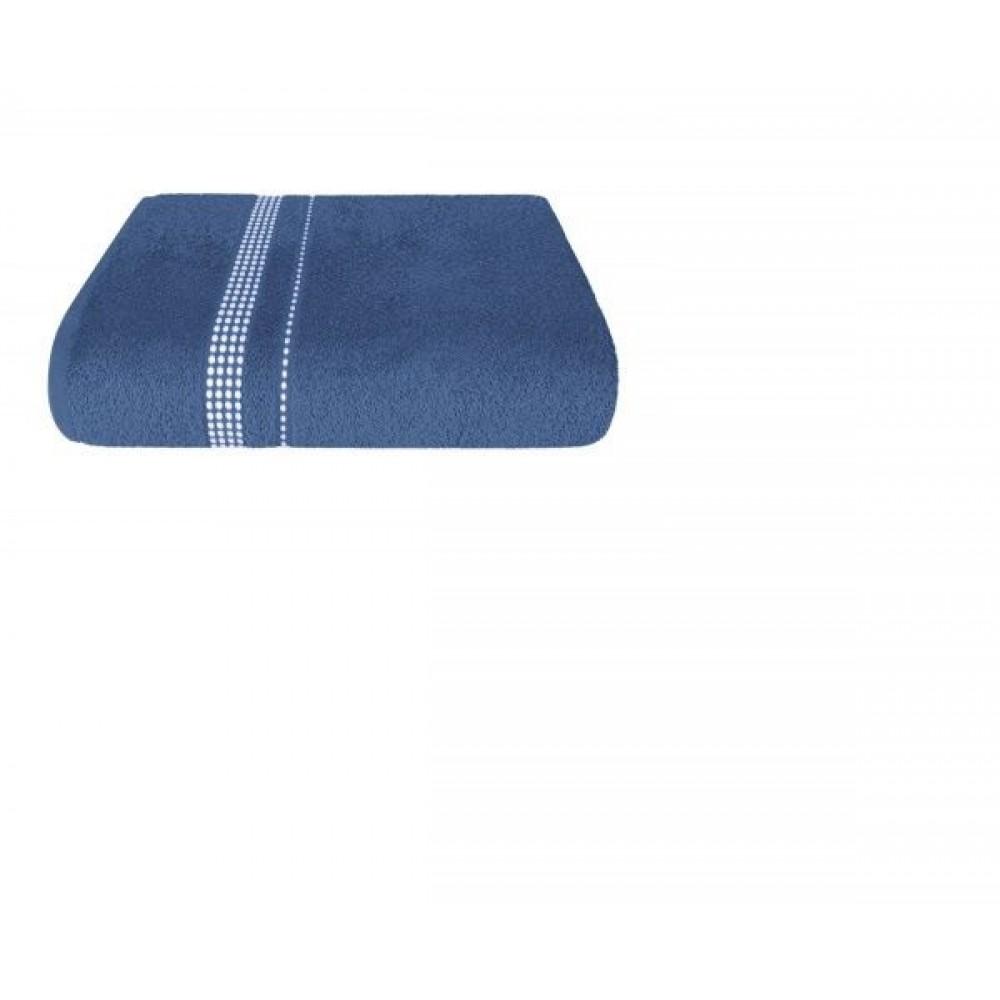 Полотенце Aquarelle Лето темно-синий