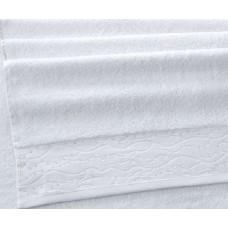 """Махровое полотенце """"Айова"""" белый"""