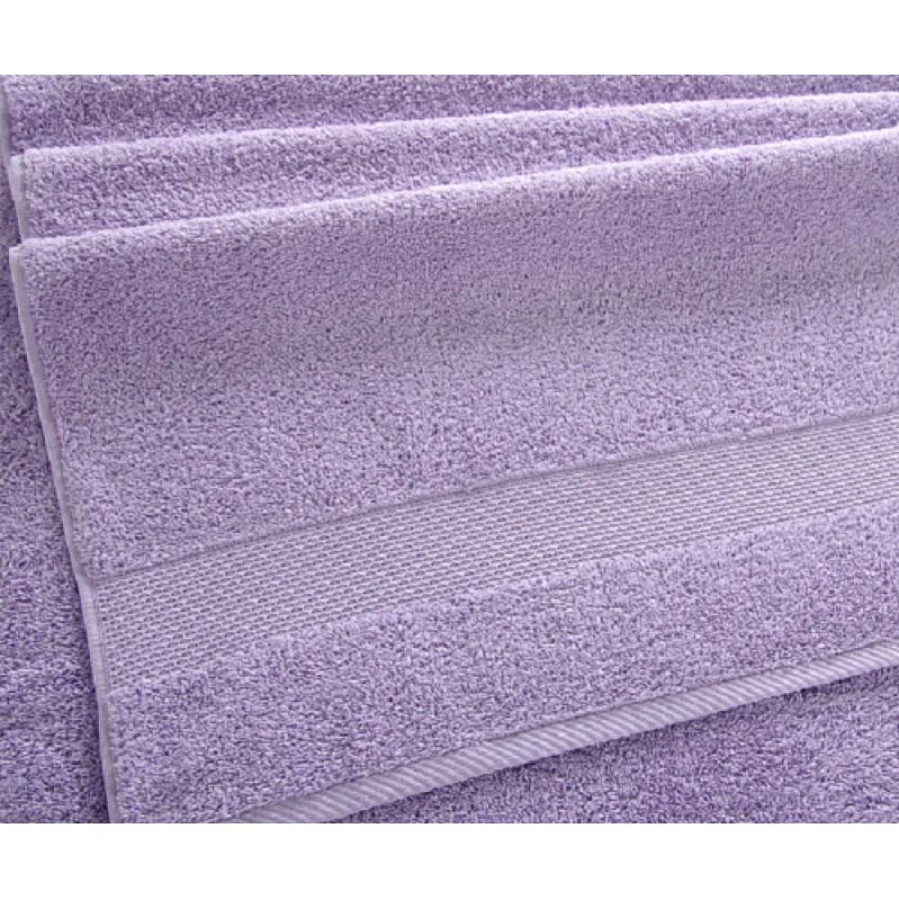 "Махровое полотенце ""Сардиния"" лаванда"