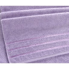 "Махровое полотенце ""Мадейра"" лаванда"