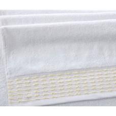 "Махровое полотенце ""Невада"" белый"