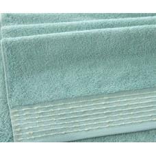"""Махровое полотенце """"Невада"""" светлая бирюза"""