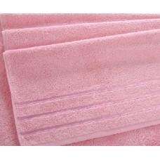 "Махровое полотенце ""Мадейра"" розовый"