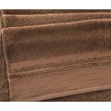 """Махровое полотенце """"Вермонт"""" орех"""