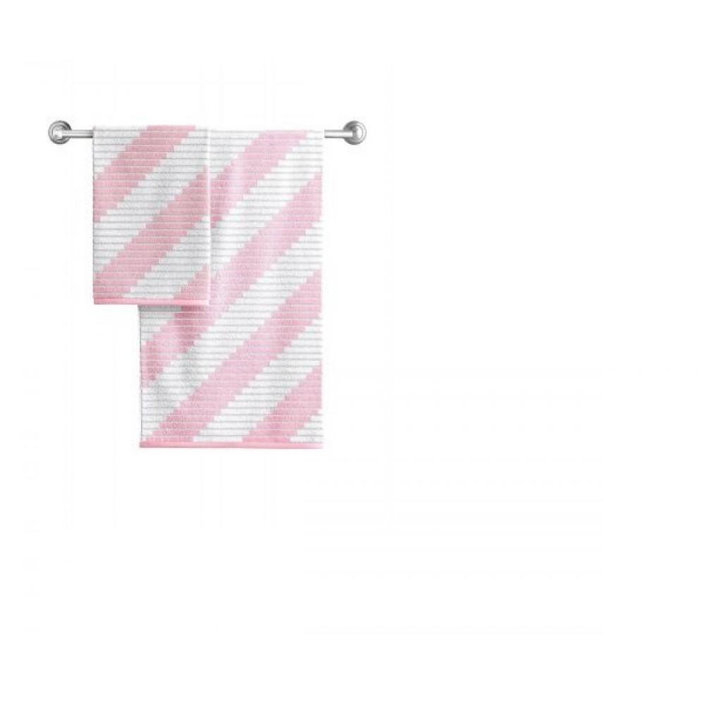 Полотенце Aquarelle Сиэтл Розовый пион