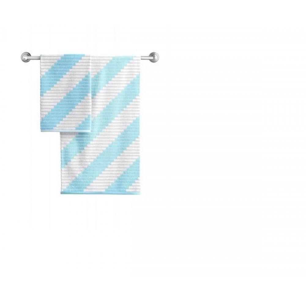 Полотенце Aquarelle Сиэтл  Светло-васильковый