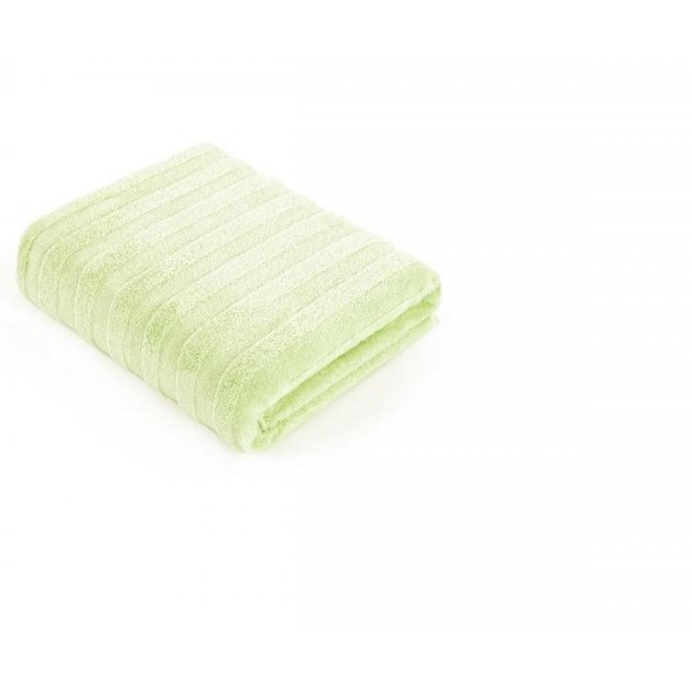 "Полотенце махровое Verossa Stripe ""светло-фисташковый"""