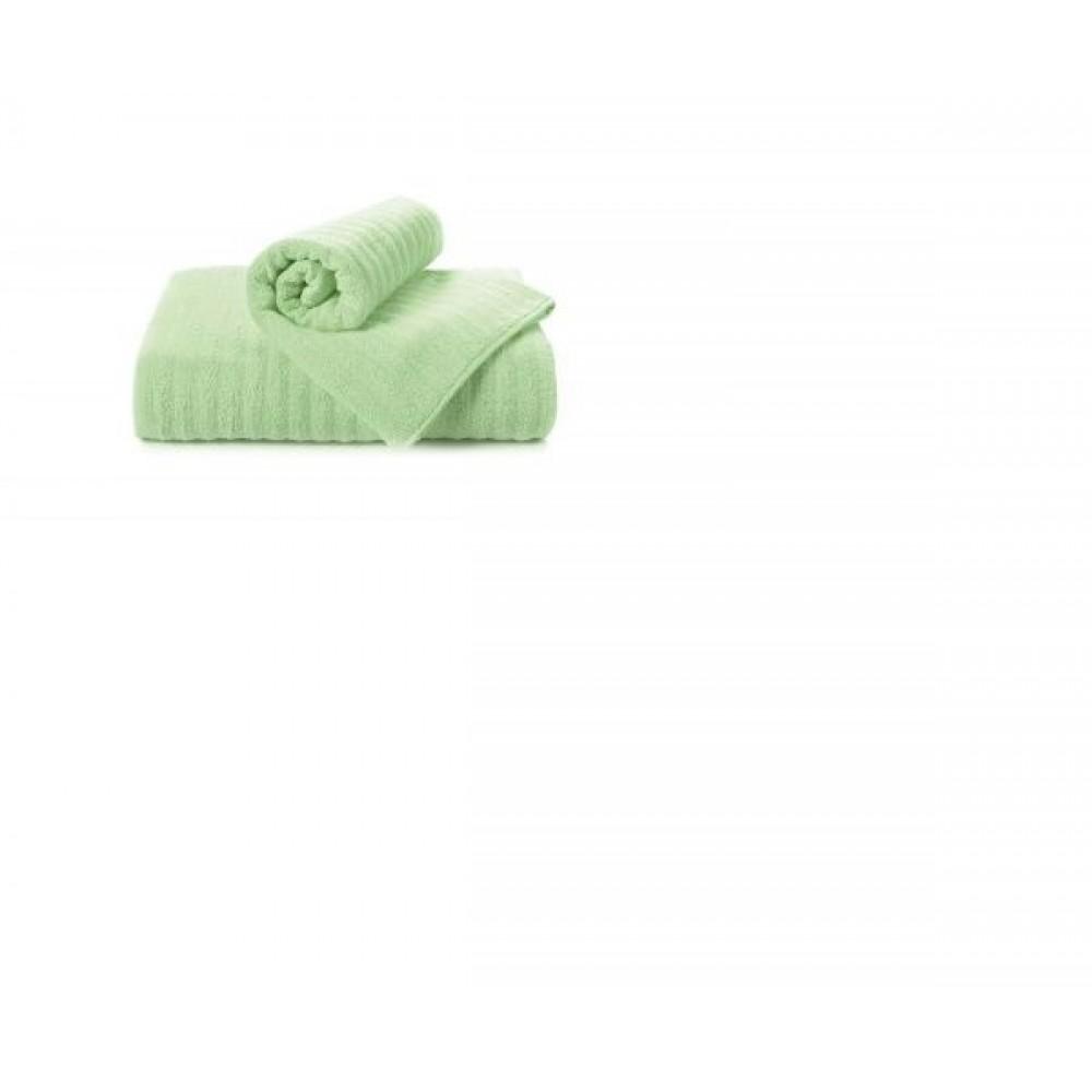 Полотенце Aquarelle Волна светло-зеленый