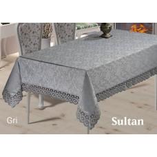 Скатерть SULTAN Grey (серый)