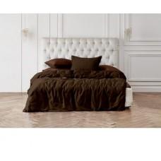 КПБ сатин « Chocolate brownie» 86144-11/86138-11