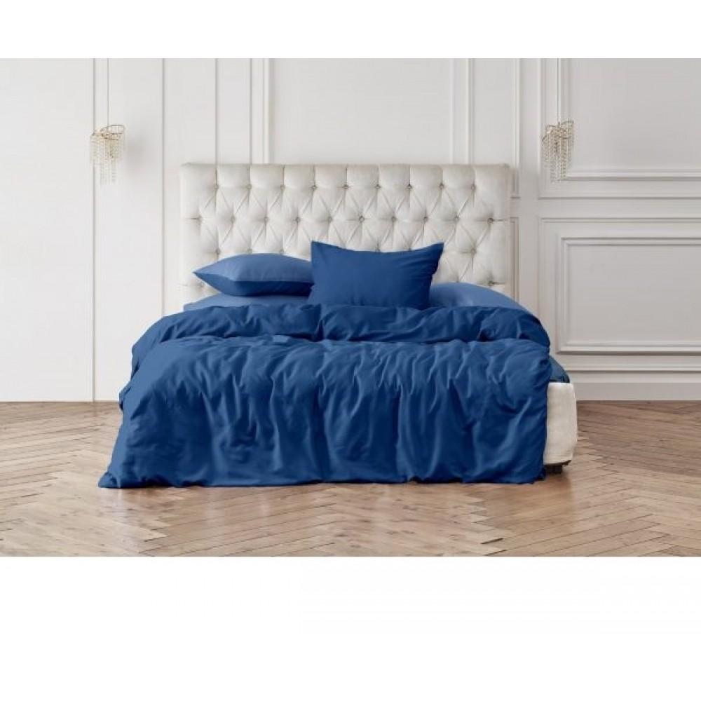 КПБ сатин «Classic blue» 86251-6/86151-6