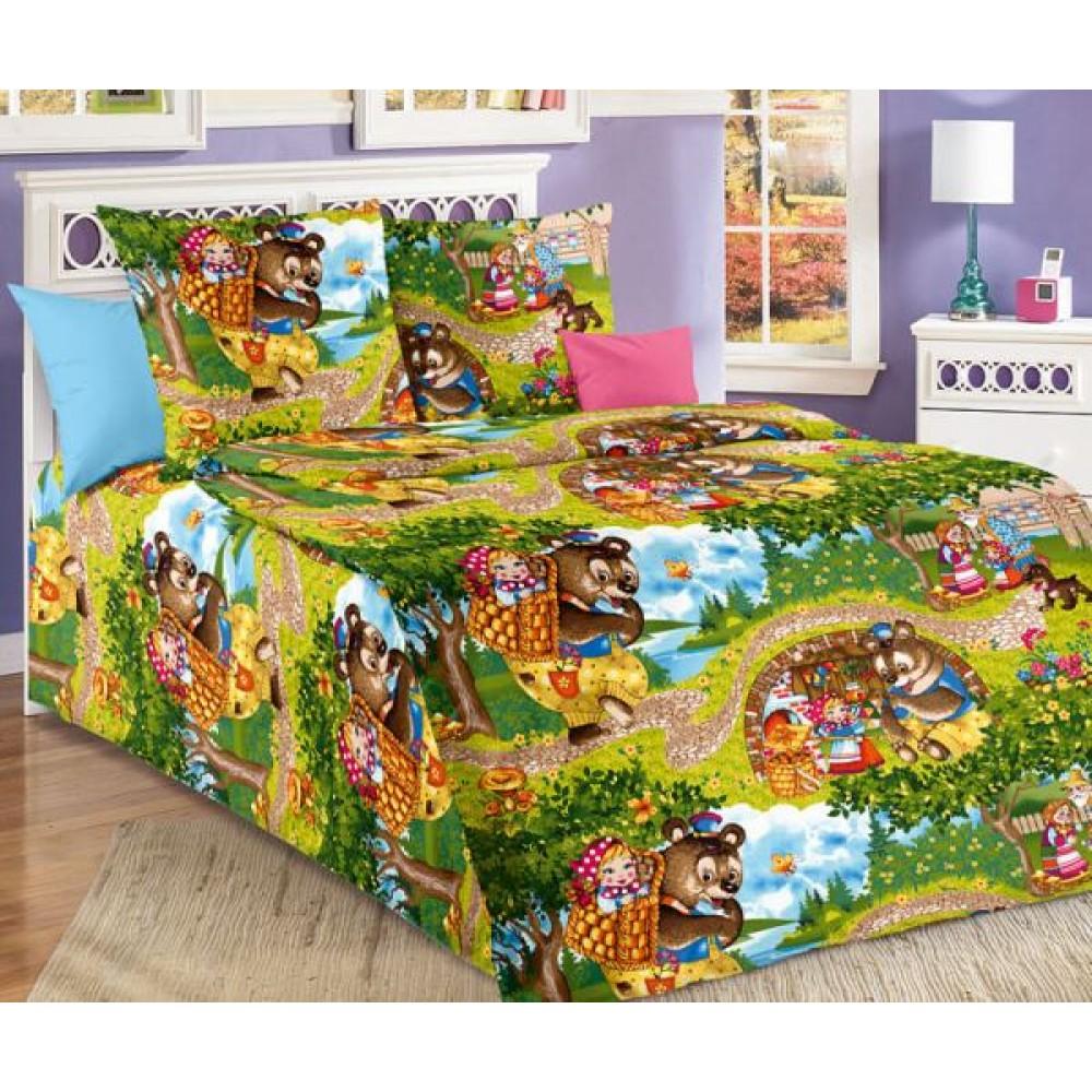 Детское  постельное белье «Бамбино» Машенька
